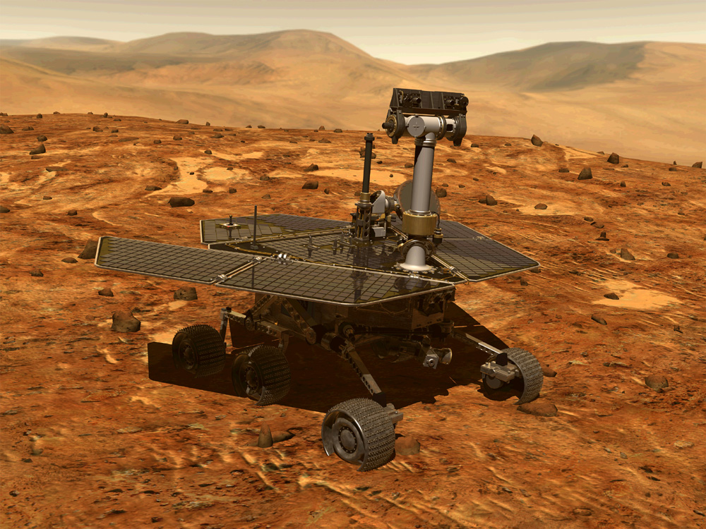 nasa mars exploration rover mission - photo #4