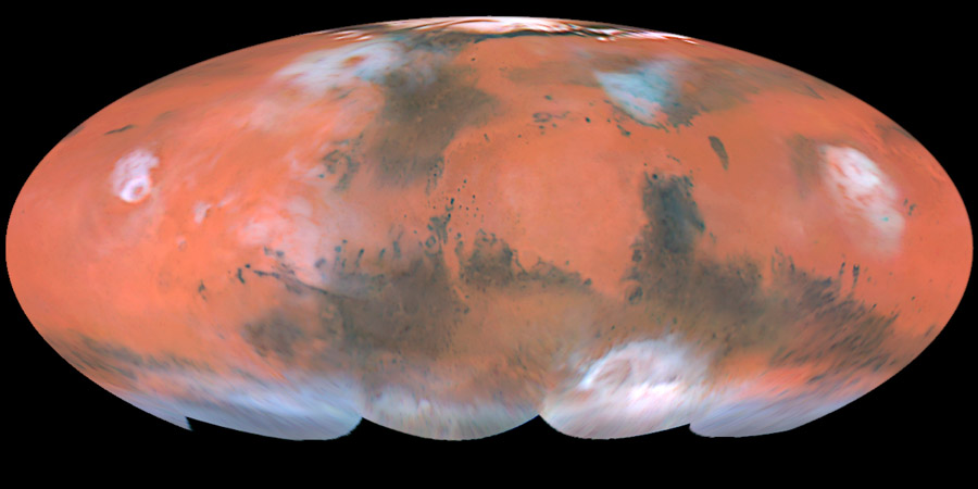 hubble telescope weird thing in mars - photo #21