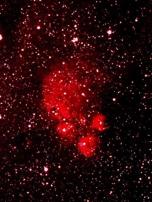 cats paw nebula desktop background - photo #19