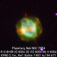 [NGC 7354 image]